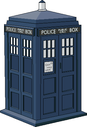 Icon Hd Tardis #8230 - Free Icons and PNG Backgrounds