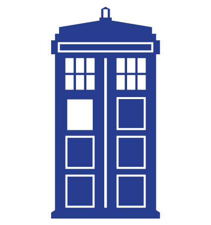Tardis Png Icon 8242 Free Icons And Png Backgrounds