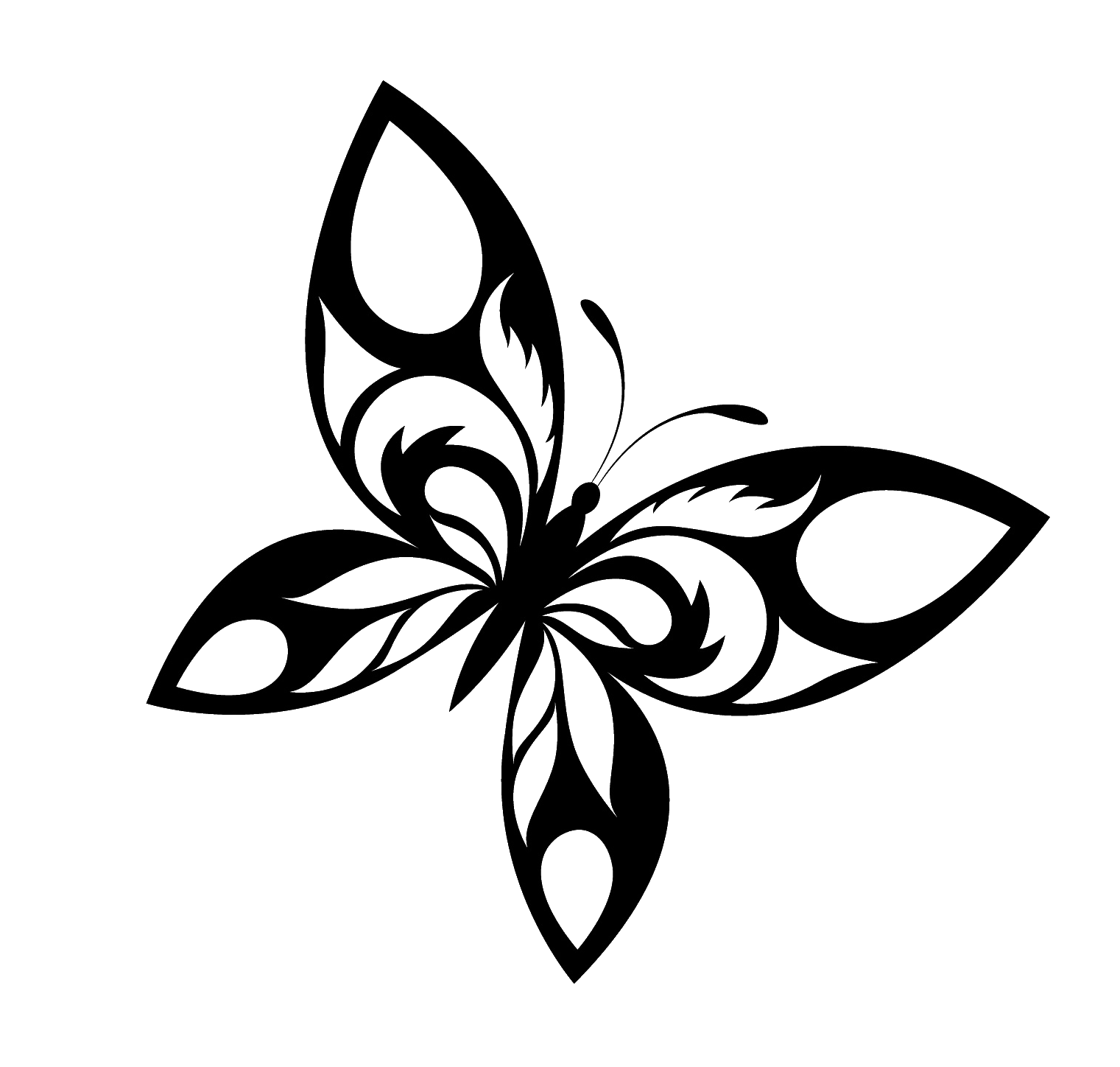 Tattoo Butterfly Png image #39034