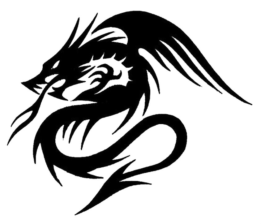 Tattoo Dragon Png image #39031