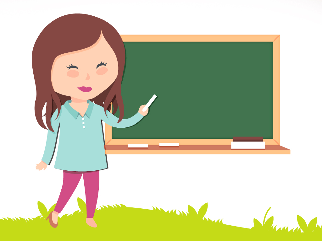 Teacher Clasroom Blackboard Png Transparent Background