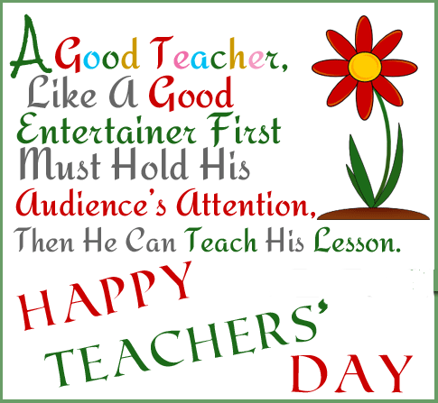 Transparent Image PNG Teachers Day image #29846