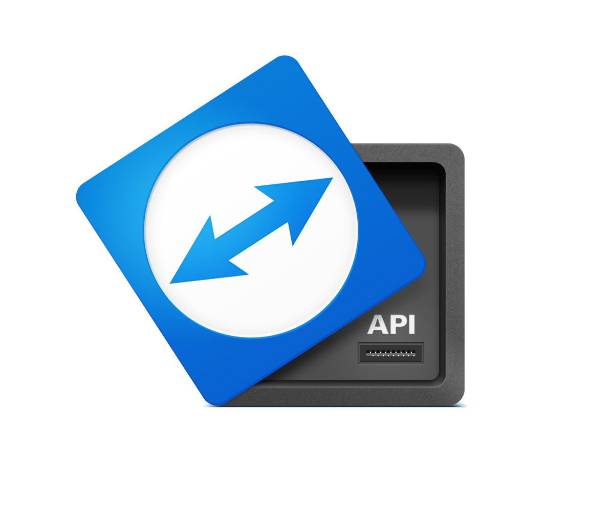teamviewer api icon