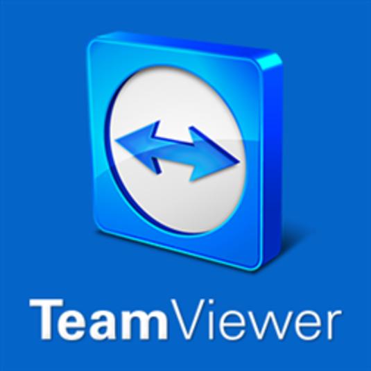 Bildergebnis für teamviewer logo