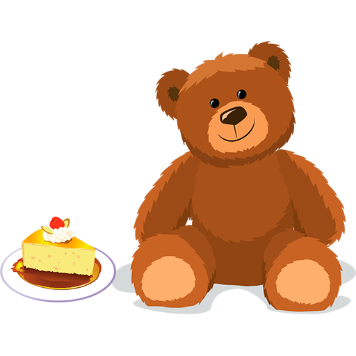 Download Free Vector Png Teddy Bear image #27999