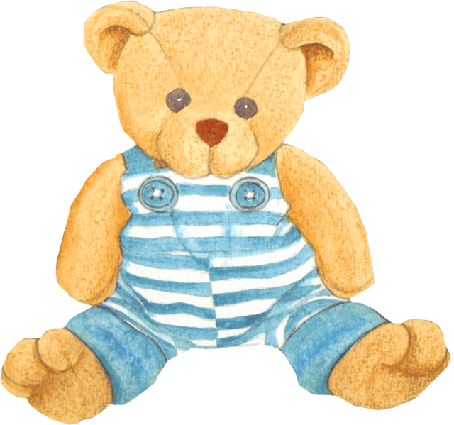 Teddy Bear Clipart Best Png