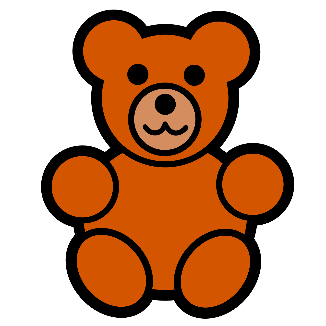 Png Format Images Of Teddy Bear