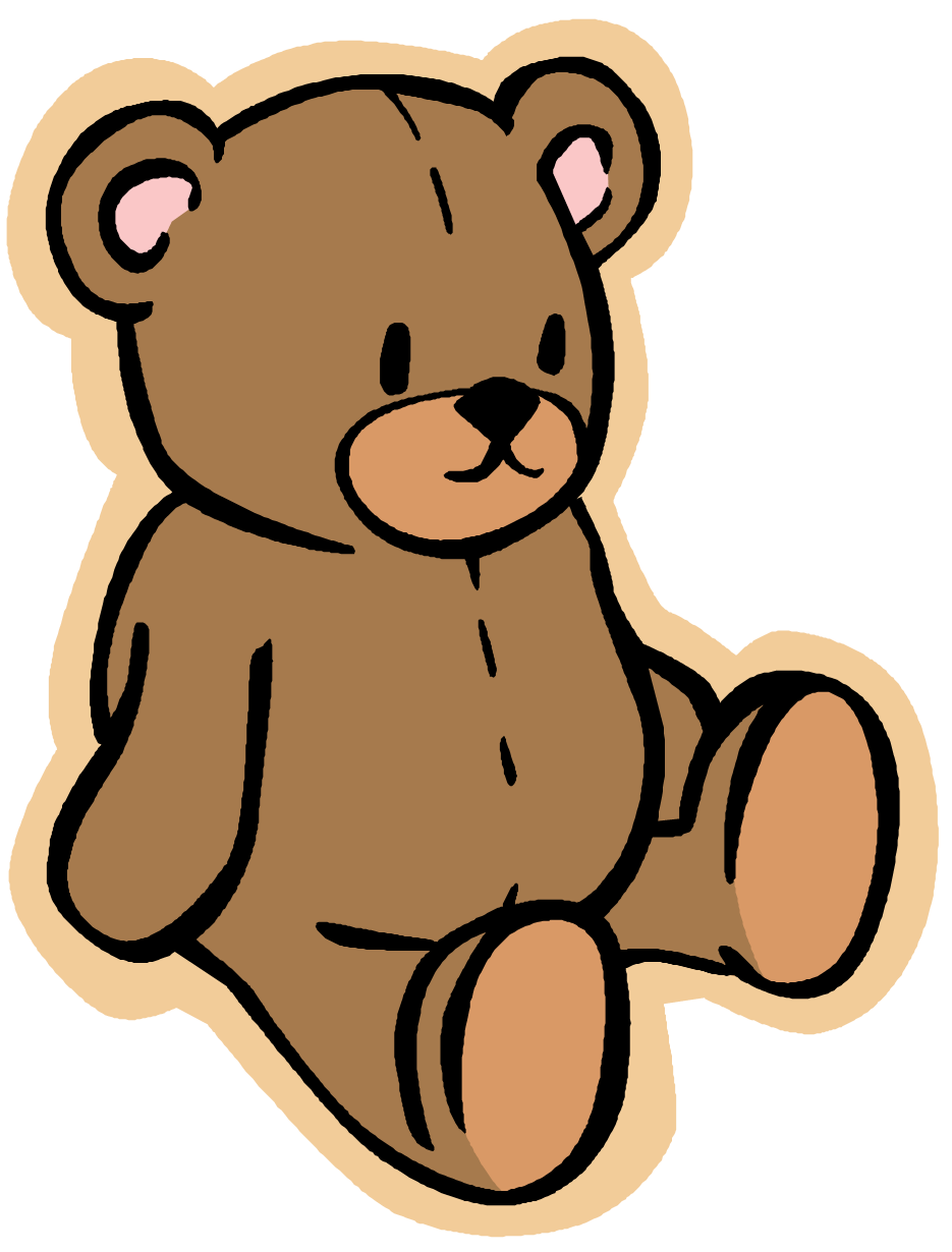 Best Free Teddy Bear Png Image
