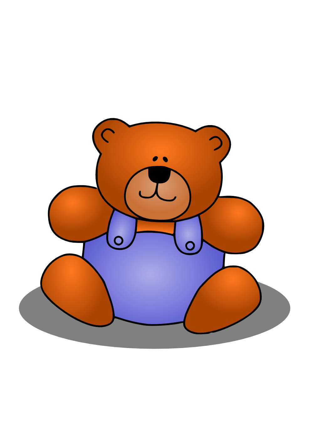 Clipart Png Collection Teddy Bear image #28016