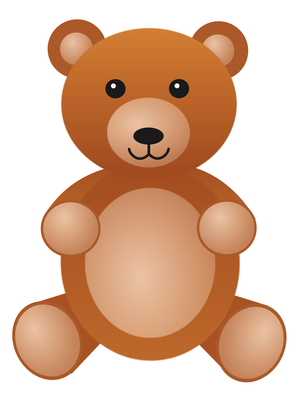 Images Best Teddy Bear Free Clipart