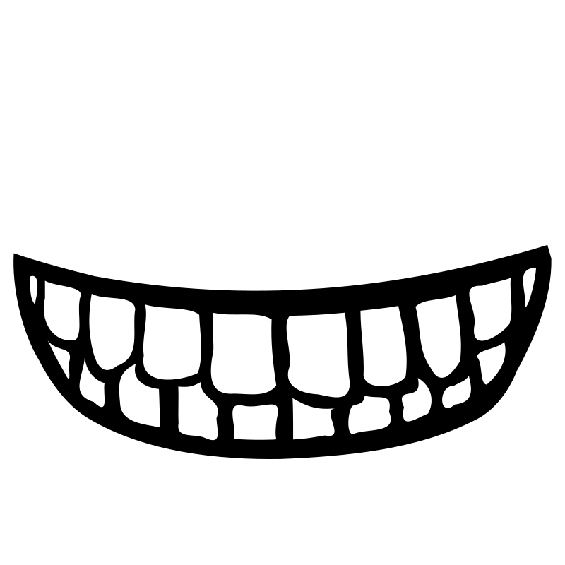 Teeth Mouth Clipart Pic image #46550