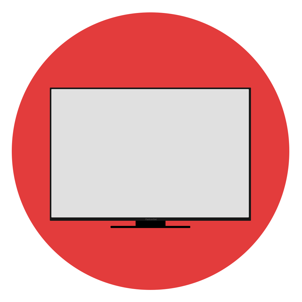 Svg Free Television image #22183