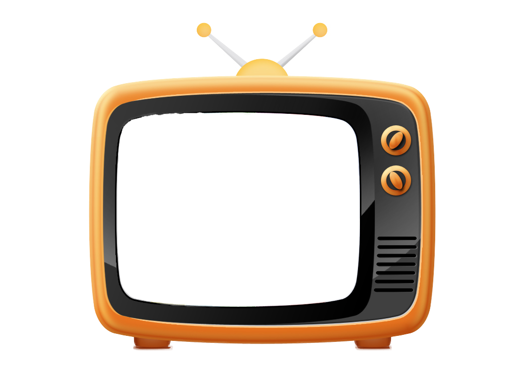Television Tv Clipart Collection Png