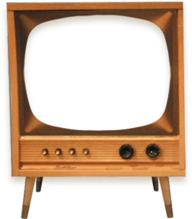 Background Television Tv Transparent image #22244