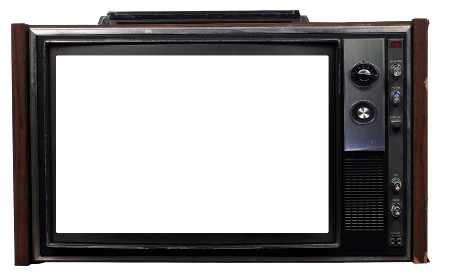 Clipart PNG Television Tv