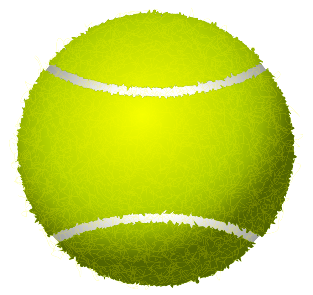 Tennis Ball Png image #43452