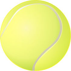 Tennis Ball PNG Transparent Photo image #43458