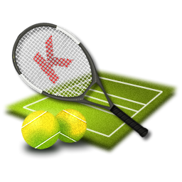 Tennis Icon | Olympic Games Iconset | Kidaubis Design