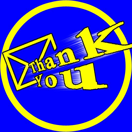 Icon Thank You Drawing image #17626