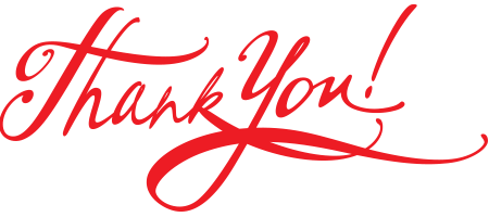 Thank You Png Transparent image #17607
