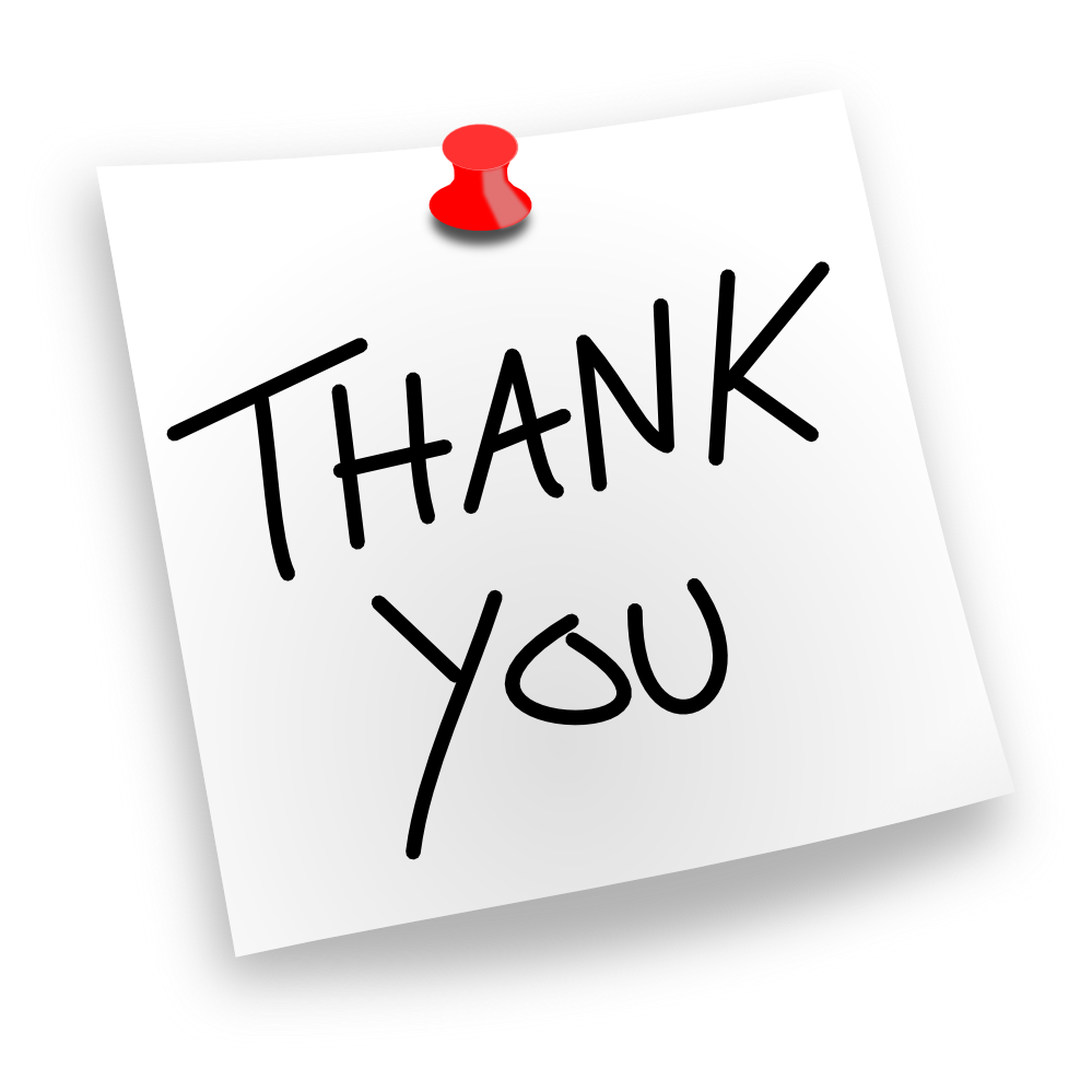 Free Thank You Icon image #17611
