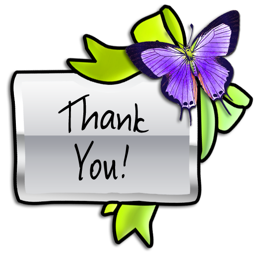 Thank You Icon Svg image #17612