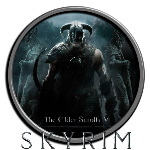 The Elder Scrolls V Desktop Skyrim Icon image #41599