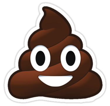 The Images For Poop Emoji Vector image #42528