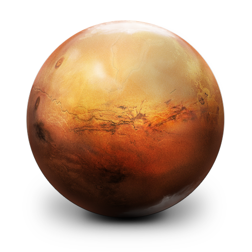 The Red Planet Icon image #7369