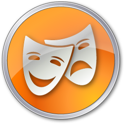Icon Free Vectors Theater Download