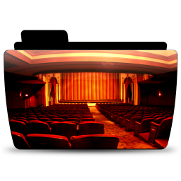 Simple Theater Png