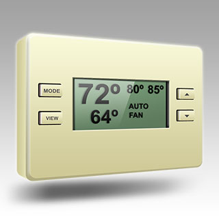 Windows Icons Thermostat For