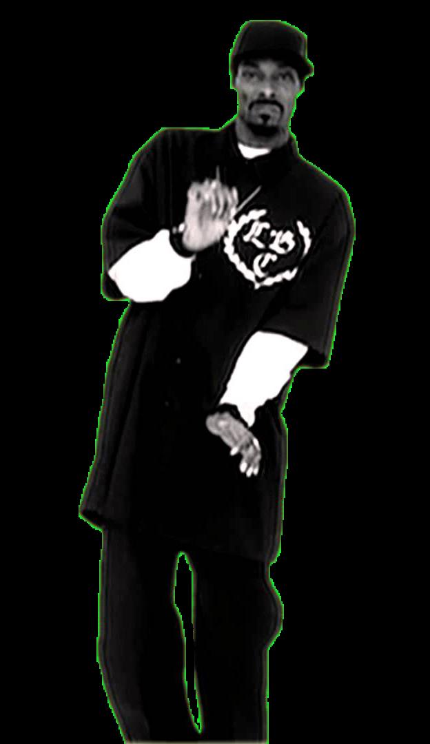 thug life png snap dogg