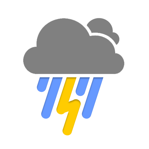 For Windows Icons Thunderstorm image #15884