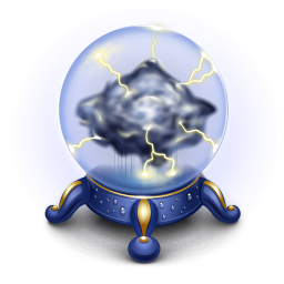 Icon Vector Thunderstorm image #15902