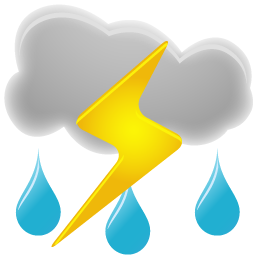 Free Vector Png Thunderstorm Download image #15889