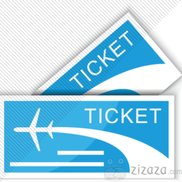 Free Icons Png Ticket Tourism Travel Icon