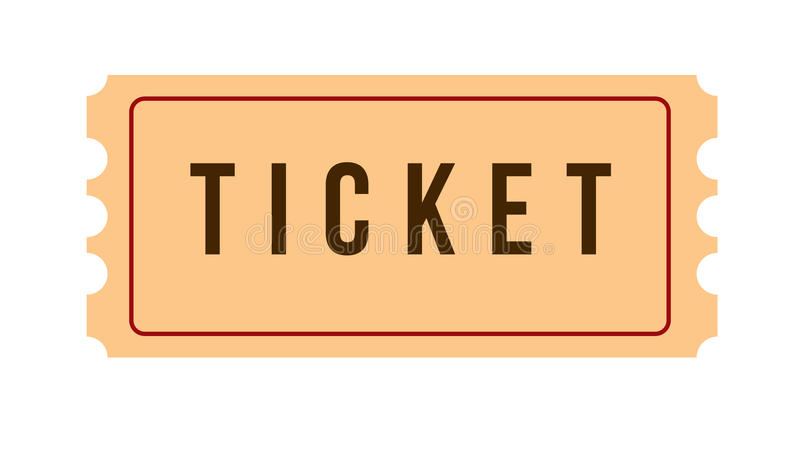 Ticket Transparent PNG