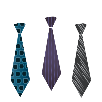 Ties PNG 432x432, Tie HD PNG Download