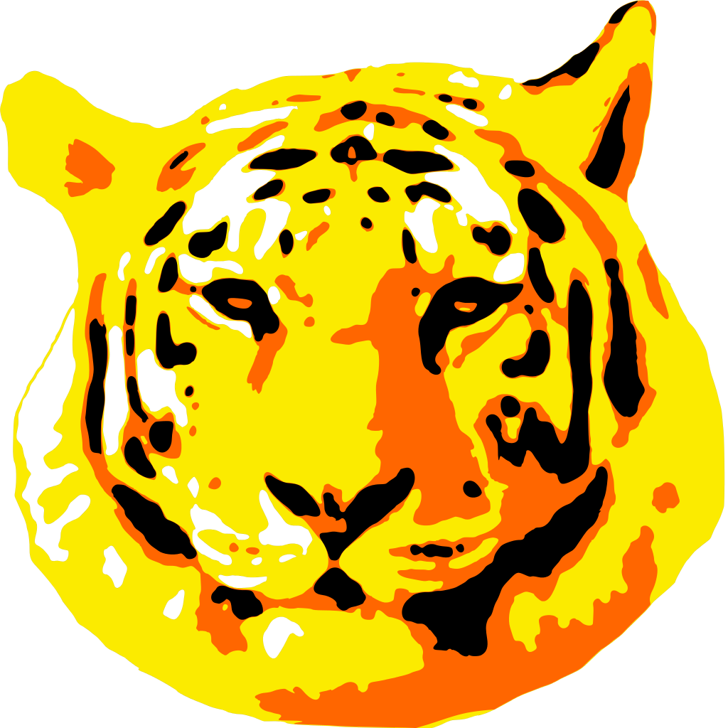 Tiger Icons No Attribution image #12819