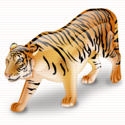 Png Icons Download Tiger image #12829
