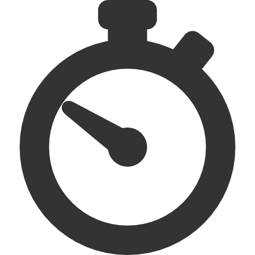 Timer Simple Png image #7797