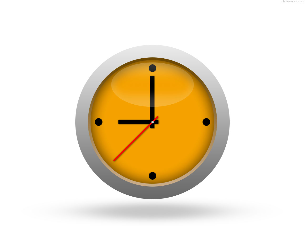 Icon Timer Vector image #7811