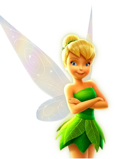 Background Tinkerbell