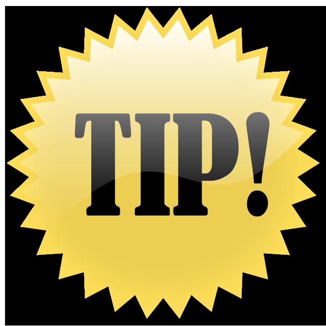 Tip, Tips Png image #38035