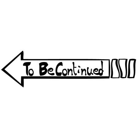 To Be Continued Meme Transparent