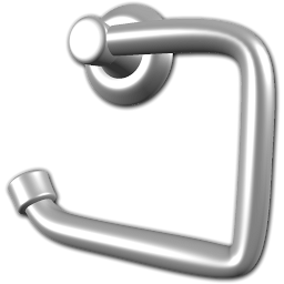 Toilet Paper Holder Icon Png Transparent Background Free Download Freeiconspng