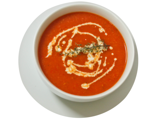 Tomato and Thyme Soup png transparent