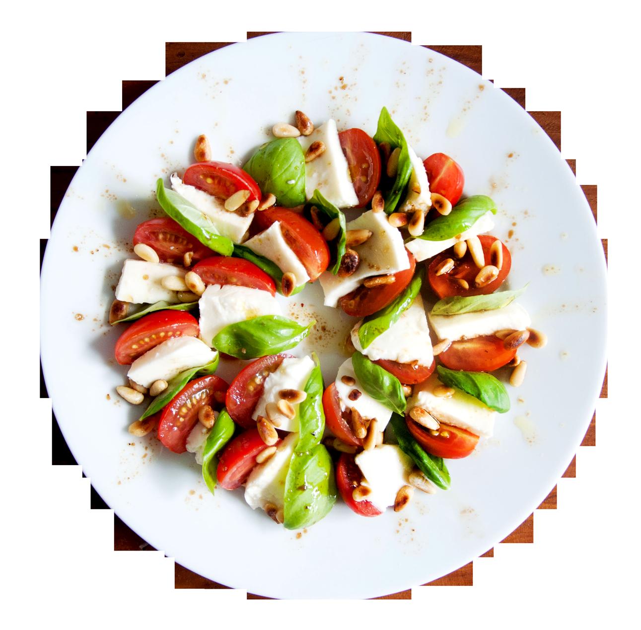 Tomato Salad PNG image