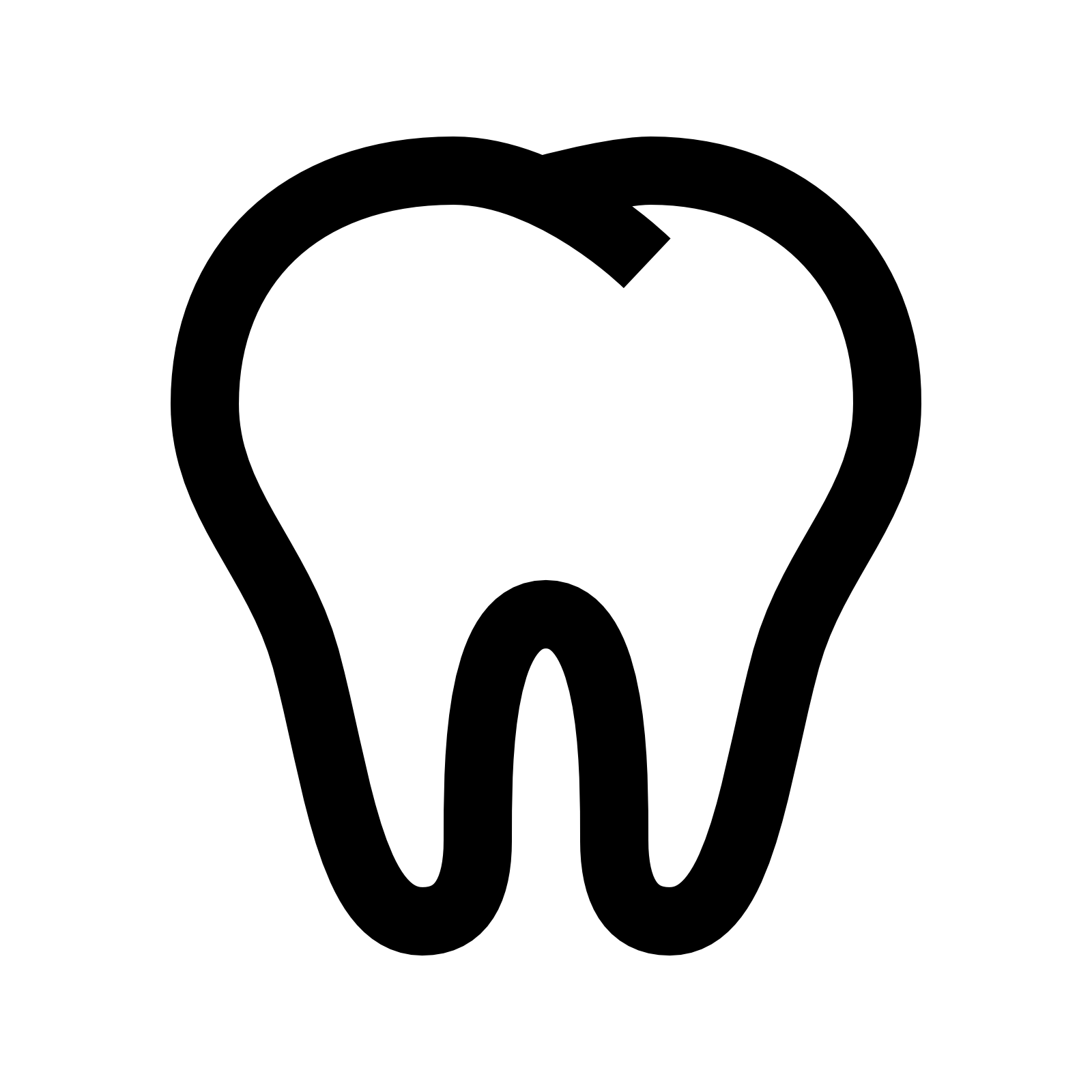 Tooth Library Icon image #30122